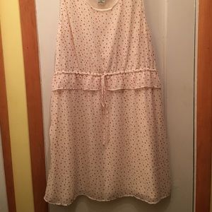 Never worn Lauren Conrad Alice in wonderland dress